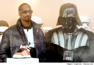 Snoop and Vader