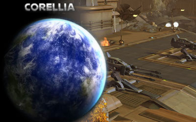 Corellia itro image