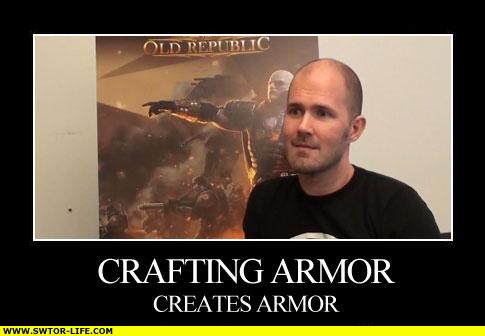 Friday Update -19th Nov-  Armor
