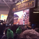New SWTOR PvP Trailer being played for the first time at PAX East