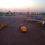 Dawn at Begrade