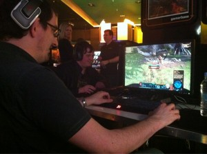 UK gamers playing SWTOR