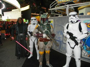 Storm Troopers E3 2011
