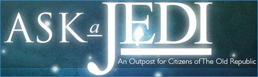 Ask a Jedi Logo