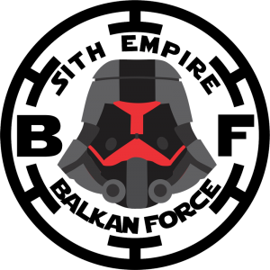 Balkan Force SWTOR Guild logo