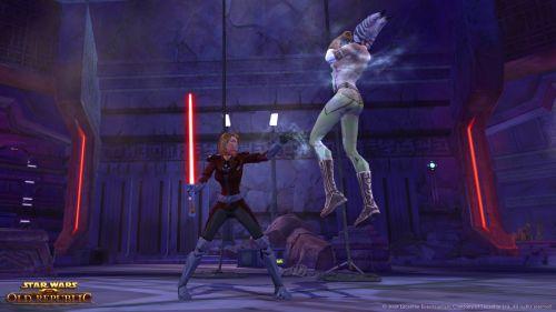 Sith Warrior Screenshot03