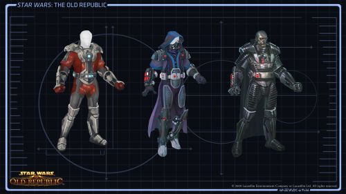 Sith Warrior Concept01