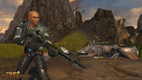 Imperial Agent Screenshot02