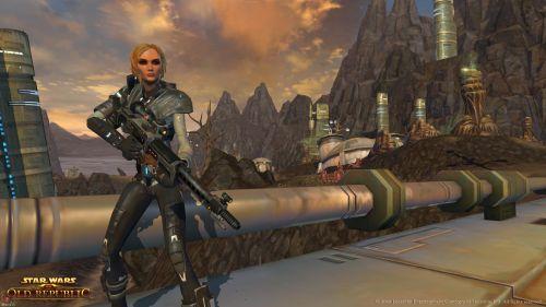 Imperial Agent Screenshot03