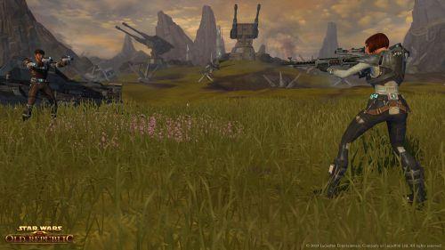 Imperial Agent Screenshot04