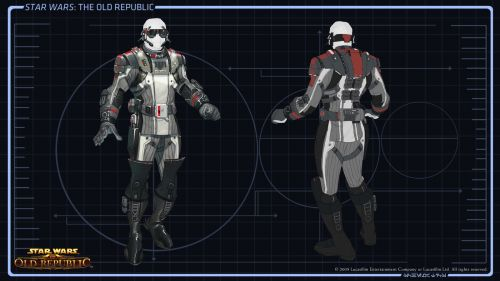Imperial Agent Concept01