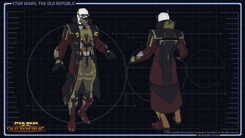Imperial Agent Concept03