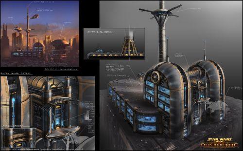 Coruscant Concept01