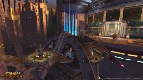 Coruscant Screenshot02