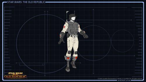 Republic Trooper Concept01