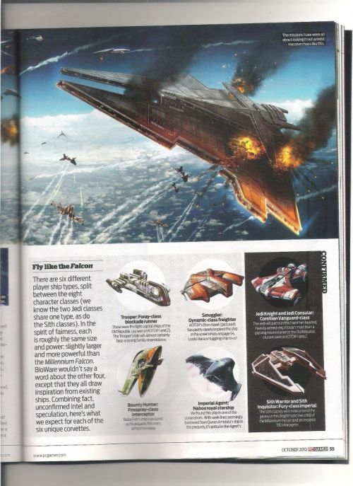 PC Gamer Space Combat Article Page 4