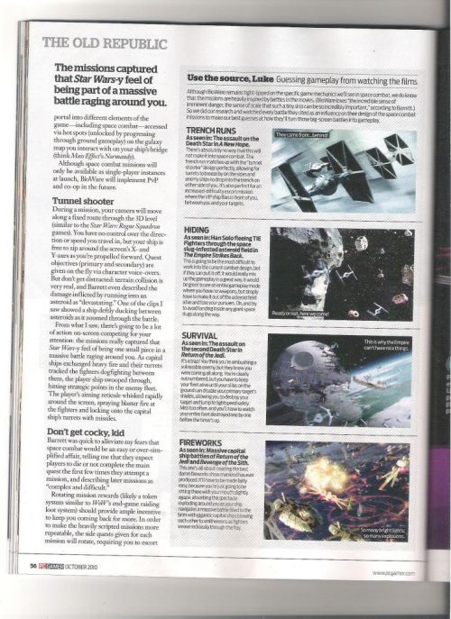 PC Gamer Space Combat Article Page 5