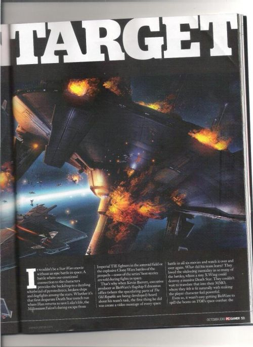 PC Gamer Space Combat Article Page 2