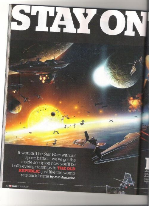 PC Gamer Space Combat Article Page 1