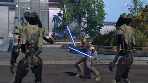 Jedi Knight 1 (Sentinel)