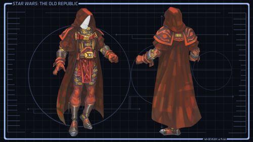 Jedi Knight Concept Art 2