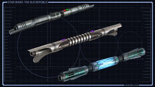 Jedi Knight Concept Art 3