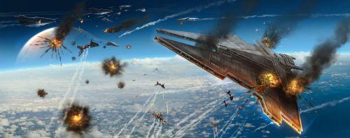 Space Combat 01
