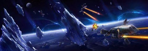 Space Combat 04