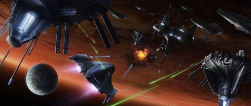 Space Combat 05