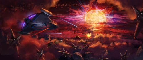 Space Combat 06