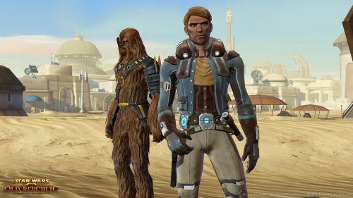 Smuggler Scoundrel Screenshot 1