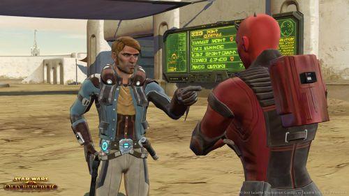 Smuggler Scoundrel Screenshot 2