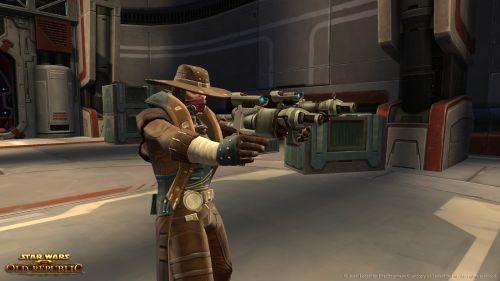 Smuggler Gunslinger Screenshot 1