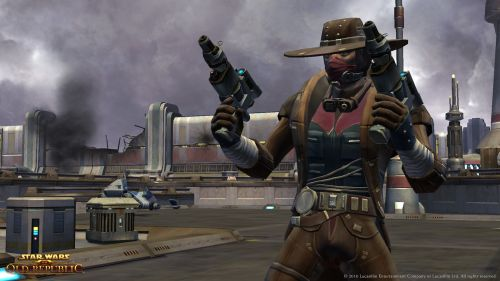 Smuggler Gunslinger Screenshot 2