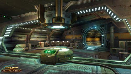 Smuggler Starship XS Stock Light 2