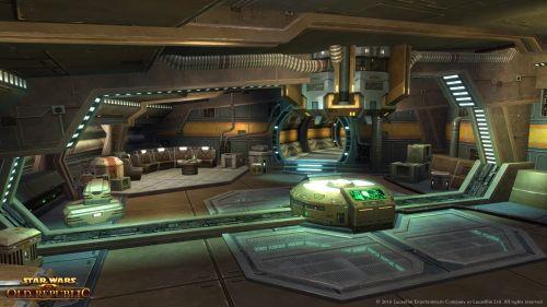 Smuggler Starship XS Stock Light 3