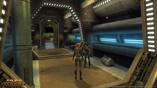 Smuggler Starship XS Stock Light 4