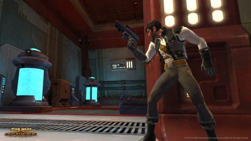 Smuggler Screenshot01