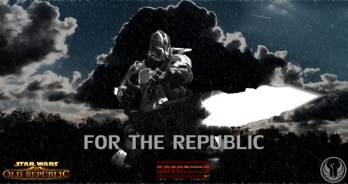 Fan Trooper Wallpaper
