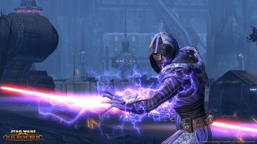 Sith Inquisitor Assassin 1