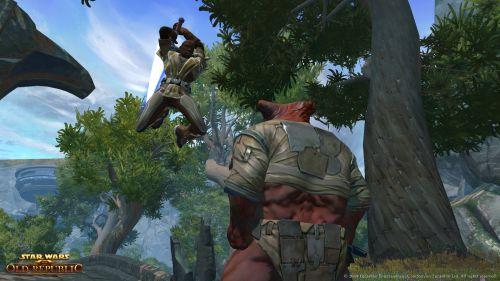 Jedi Knight Screenshot02