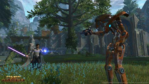 Jedi Knight Screenshot03