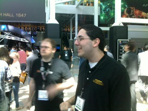 David Bass, SWTOR Community Manager