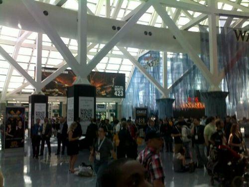 Crowds At E3 Part 1