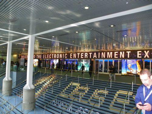 E3 Entrance