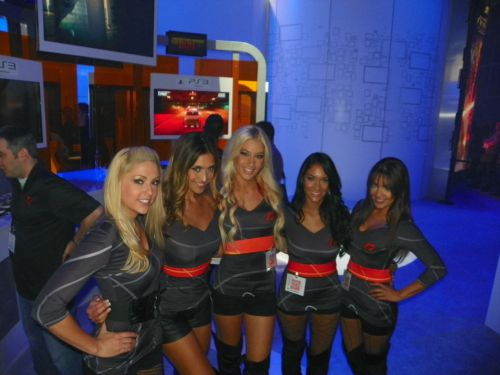 Booth Babes 2